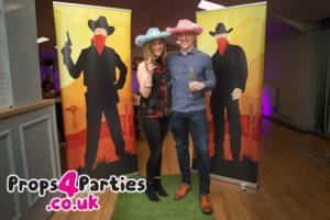 Wild West Party Decorations UK. Cowboy party decor