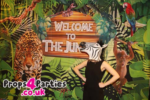 themed backdrop hire